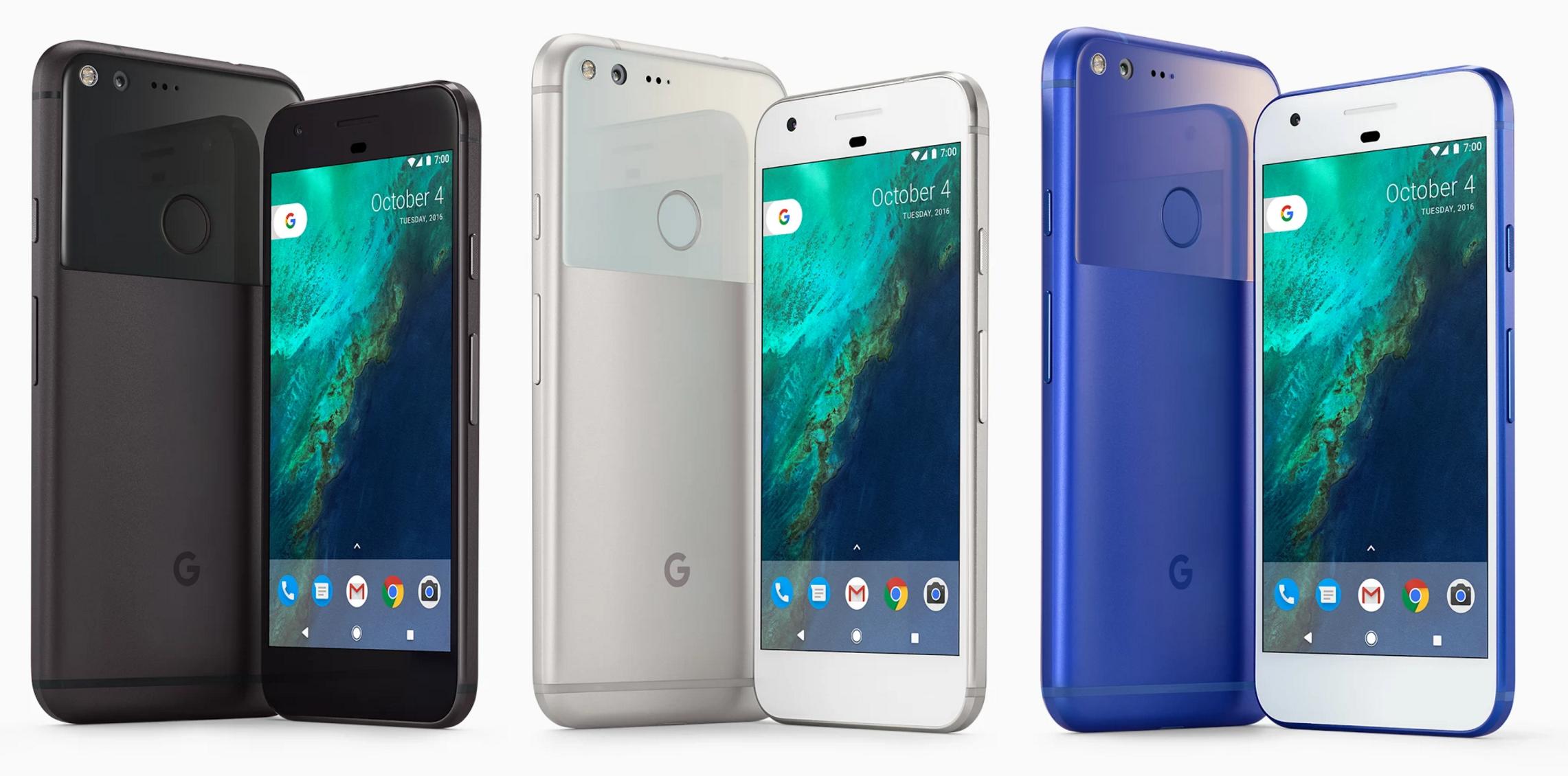 Google pixel 1