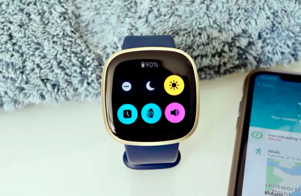 Обзор Fitbit Versa 3: альтернатива Apple Watch для Android
