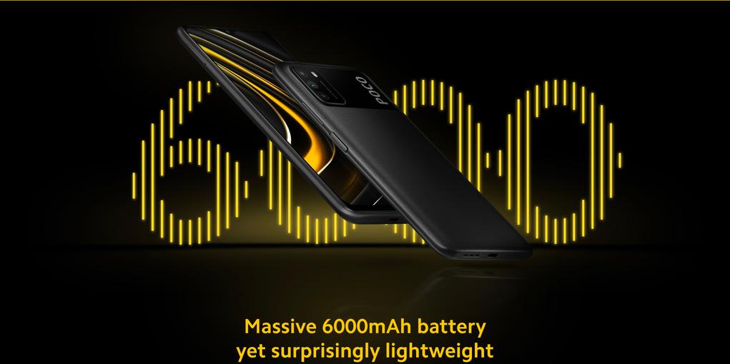 Обзор нового смартфона POCO m3