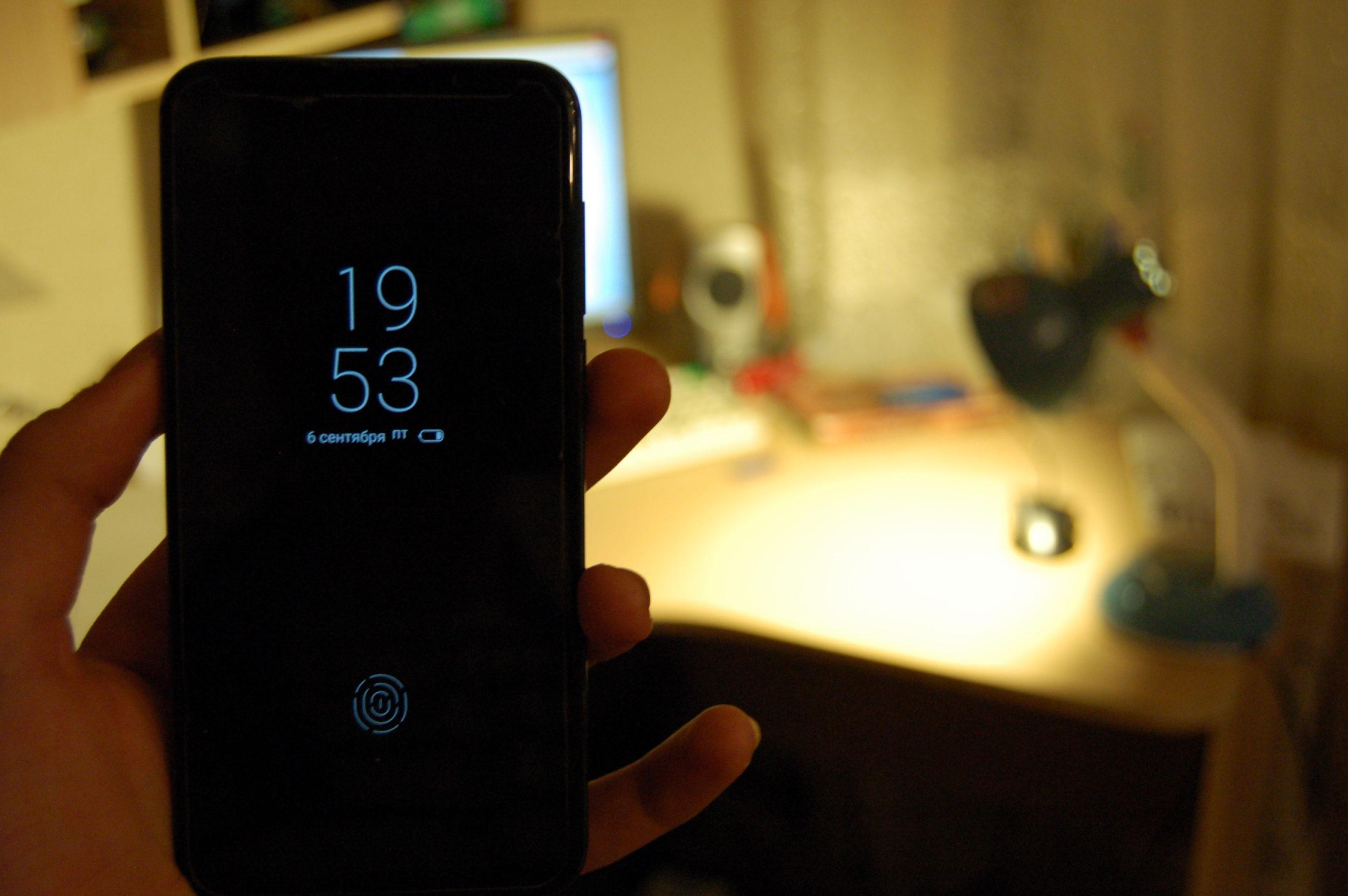 Смартфон Meizu 16x - субфлагман за 15к рублей