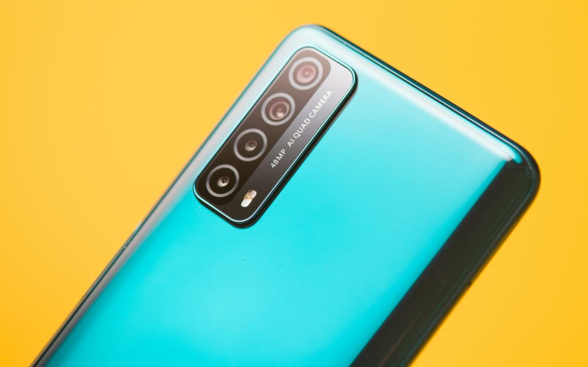 Huawei P Smart 2021 - смартфон с NFC, но без Гугл-cервисов