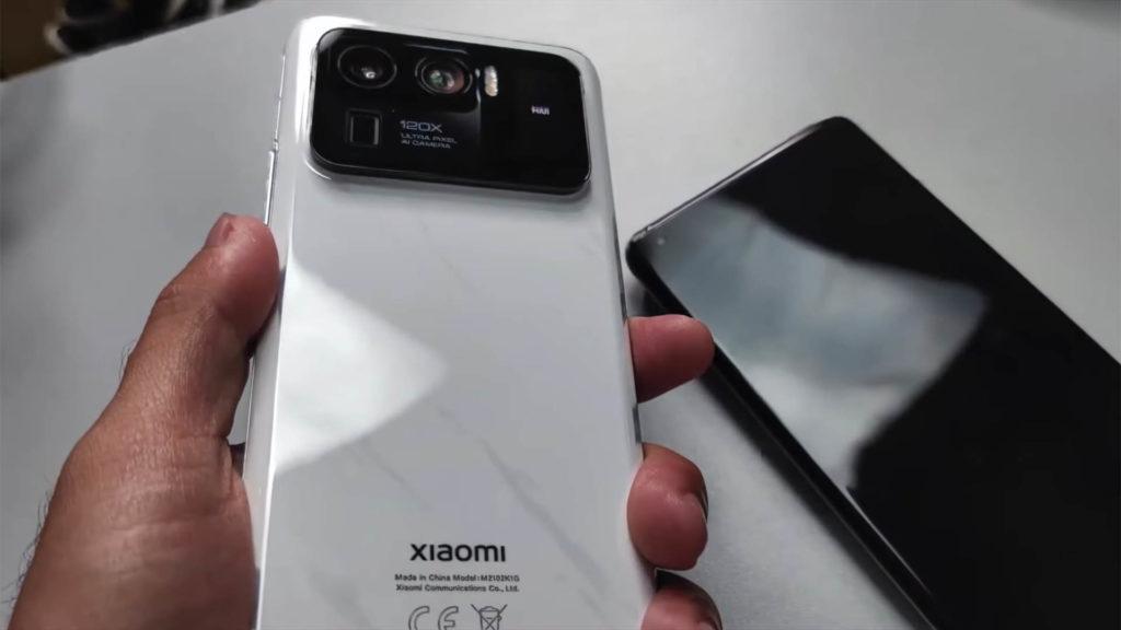 Первый обзор флагмана Xiaomi Mi11 Ultra